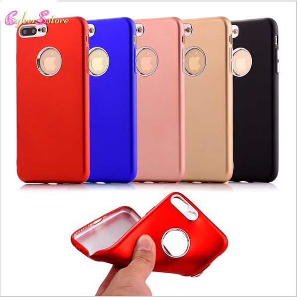 Luxury Case for iphone X Xs Max Soft Rubber TPU Back Phone Cases Cover for iphone 7 8 Plus Metal Paint Button Key