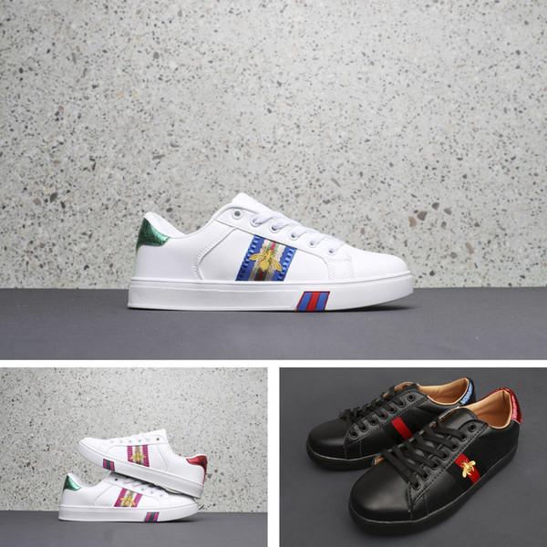 d96837d25f563 Gucci Men Shoes Zapatillas de tenis de la marca de lujo as zapatos para  hombre con