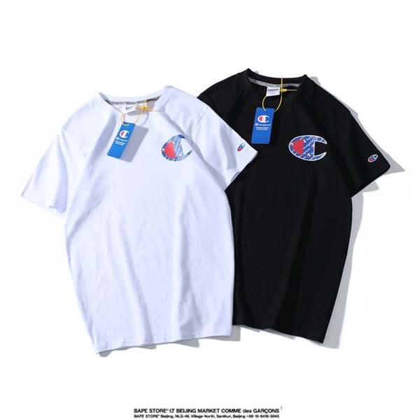 2018-2019 Luxury New Fashion Designer Clothes Europe Italy Collaborate Roma Special Edition Tshirt Men Women T Shirt Casual Cotton Tee Top