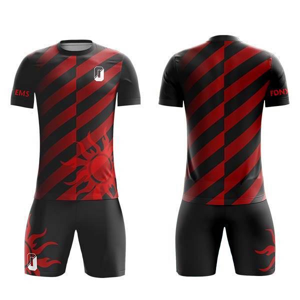 Uniformes Jóvenes Niños del fútbol del fútbol ropa deportiva chándal de encargo del fútbol jerseys
