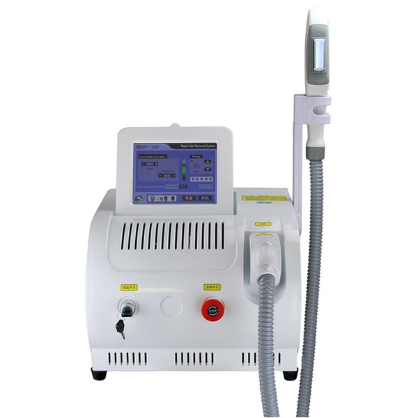2019 SHR laser salon equipment new style SHR IPL skin care OPT RF IPL hair removal beauty machine Elite Skin Rejuvenation