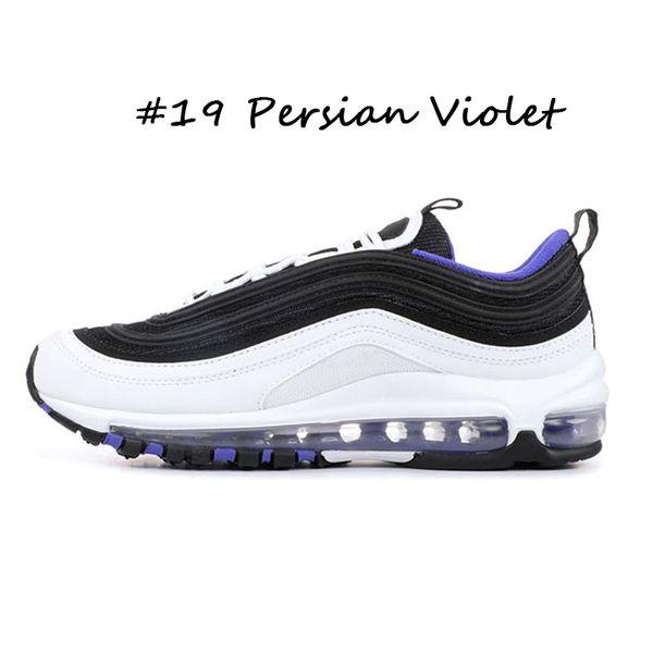 # 19 Violeta persa