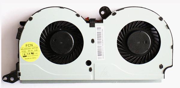 SSEA Оптовая Новый Вентилятор CPU для Lenovo Y40 Y40-70 Y40-80 Y40-70AT Y40-70AM ноутбук Охлаждение ЦП Вентилятор