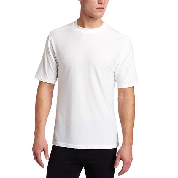 ExOfficio Erkek Giyim-N-Go Tişört-Çabuk kuruyan Tişört - 5 renk beyaz gri siyah koyu mavi deniz mavisi ~ Boyut / Renk-Ücretsiz nakliye seç