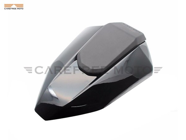Black Motorcycle Rear Seat Cover Solo Fairing Cowl Case for YAMAHA FZ-07 MT-07 MT FZ 07 201-2016