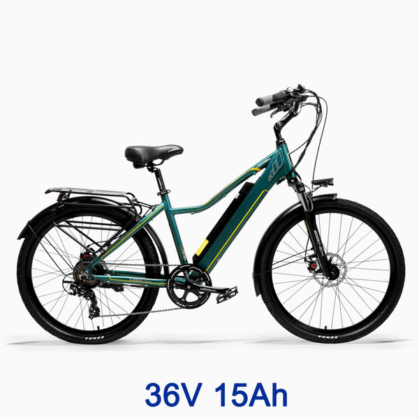 Green 15Ah