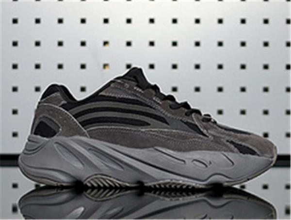 2019 New Wave Runner 700v2 Мужские Женские кроссовки 700 V2 Статическая Сиреневые 700 Kanye West Sports Luxury Дизайнерские кроссовки Открытый обувь 36-46