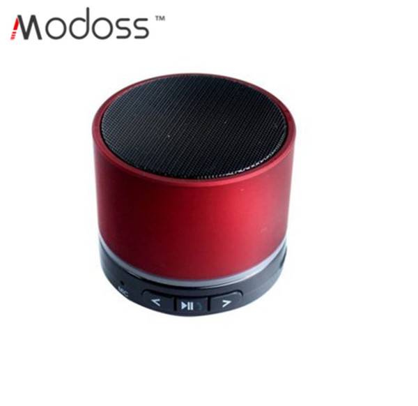 ZZYD Metal Mini S10 Wireless Bluetooth Loud Sound Outdoor Speaker Handfree Use for Biking Hiking Swimming Beach Party For Any Smart Phone