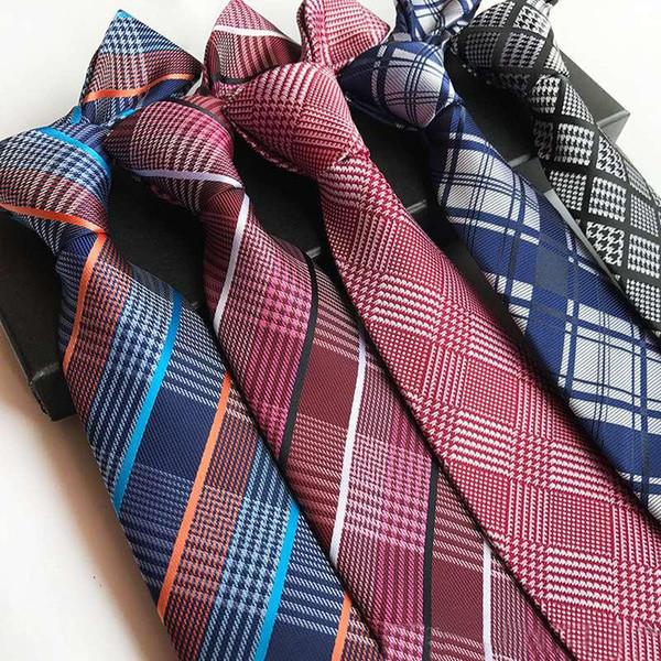 goditi la spedizione in omaggio enorme sconto in vendita online Acquista Cravatte Uomo 8cm Cravatta Uomo Cravatta In Tartan Di Alta Qualità  Cravatta Fatta A Mano A Mano Cravatta Cachemire Stile Britannico Cravatte  ...