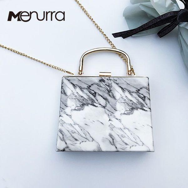 pochette en marbre