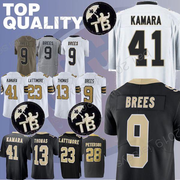 2019 Saints Jerseys 41 Alvin Kamara Drew 9 Brees Dez 88 Bryant 23 Marshon Lattimore Michael 13 Thomas Adrian 28 Peterson Jerseys From