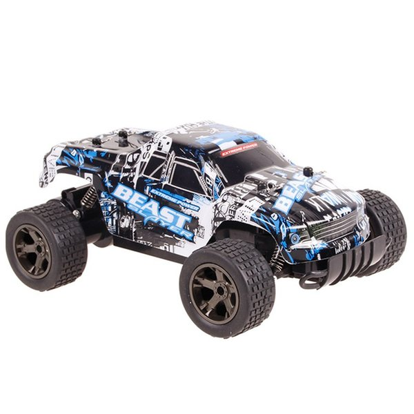 4WD Electric RC Car Rock Crawler Remote Control Toy Cars On The Radio Controlled 4x4 Drive Off-Road Toys For Boys Kids Gift 1:20