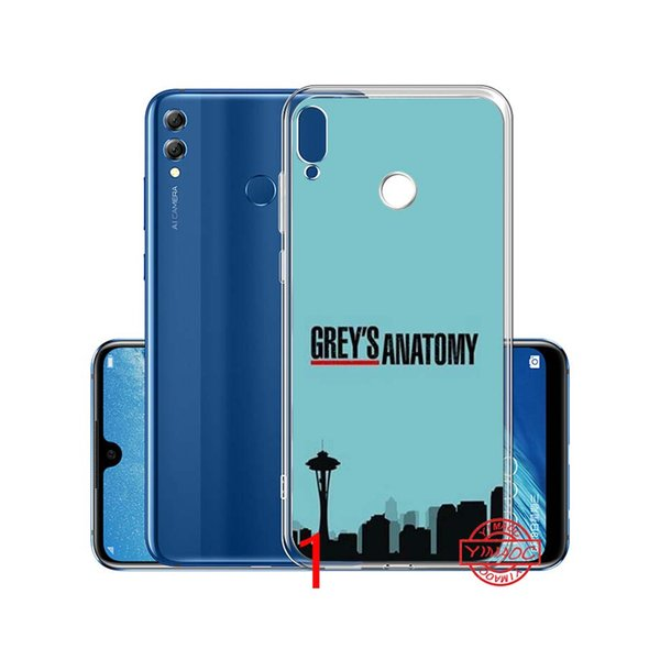 coque huawei p8 lite 2017 grey's anatomy
