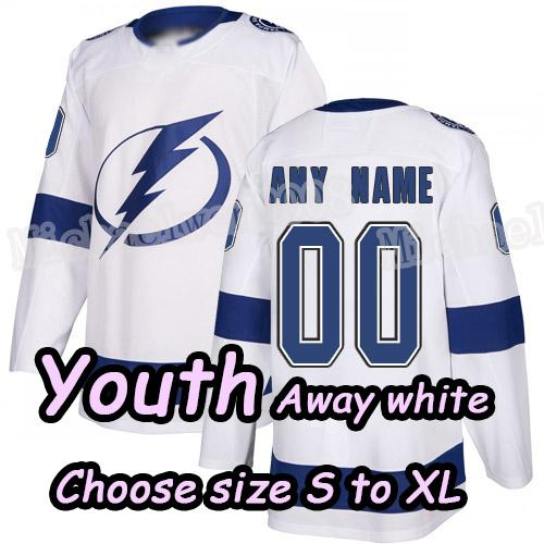 Youth Away white