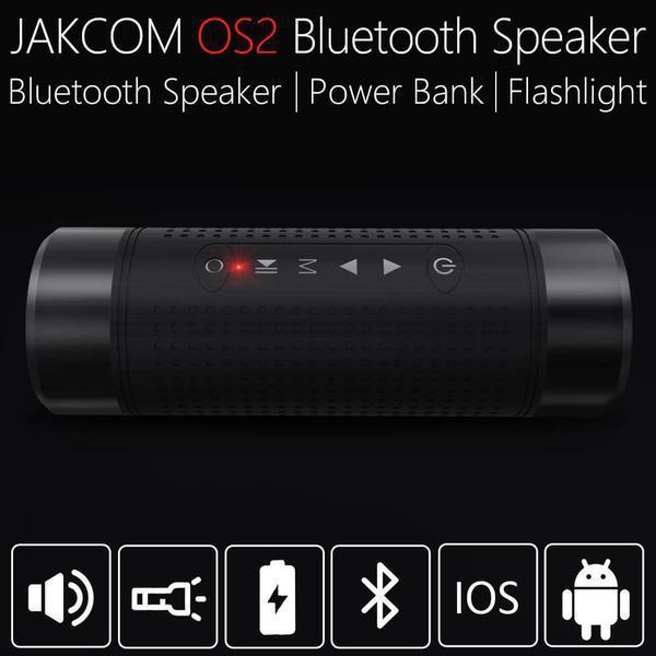 Altavoz inalámbrico JAKCOM OS2 al aire caliente de la venta de los altavoces portátiles como viernes negro OnePlus cardán