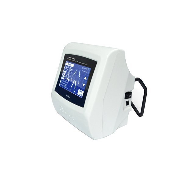 5 ''Touch Screen Air Pressure compression therapy Machine Slimming Body Weight Loss Lymphatic Massage Detox Beauty machine