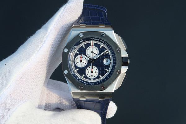 3126, mekanik zamanlama hareketi! Montre de luxe, Lüks erkek saatler, lüks saat, tamamen işlevsel zamanlama! Otomatik izle,