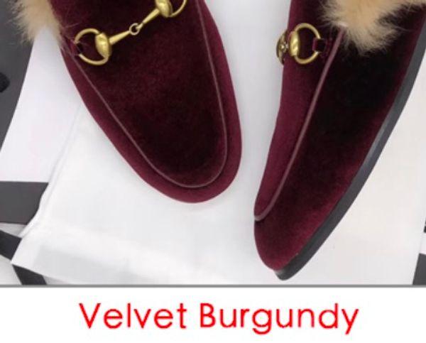 Velvet Бургундия