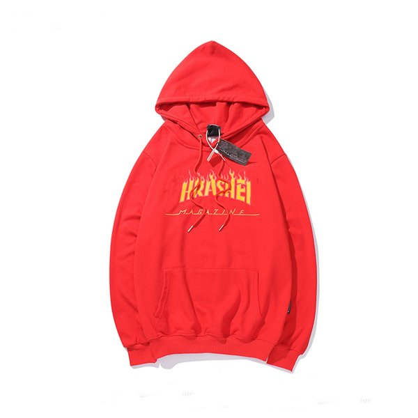 Thr asher brand mens designer hoodie printing Cotton Outdoor women hoodies luxury custom made trend men pullover Europe classic couple tpos