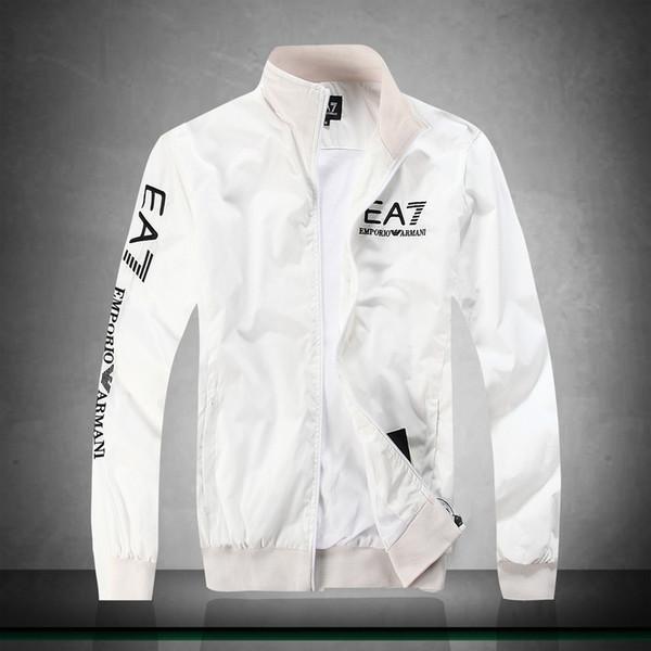 2ef156a7e3 New Spring Autumn Designer Men'S Clothing Jackets Casual Sports Tops Coats  Baseball Hoodies Outdoor Windcheater Outerwear Male Windbreaker Mens Coat  ...