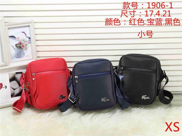 2019 new brand ladies messenger bag Classic Style fashion bag wear canvas shoulder bag Lady Totes handbag