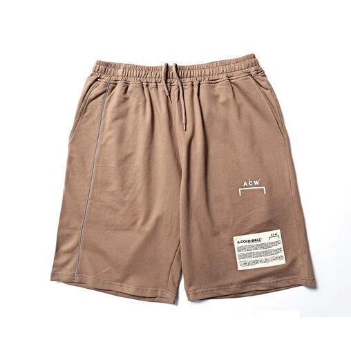 2b128098fb Compre A COLD WALL ACW Shorts Pantalones De Chándal De Kanye West A ...