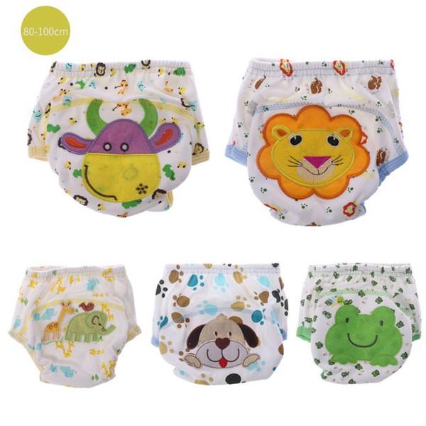 Toddler Baby Swimming Nappy Diaper Reusable Waterproof Pants Anti-urine Leaking