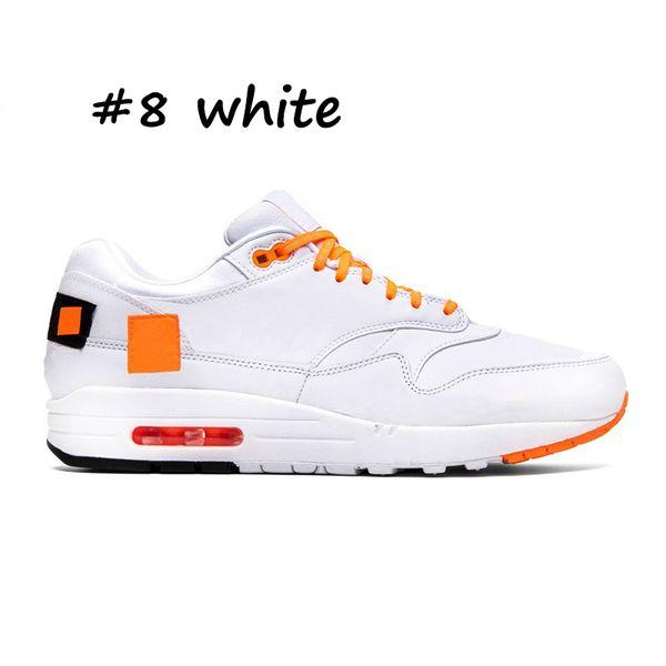 8 blanc