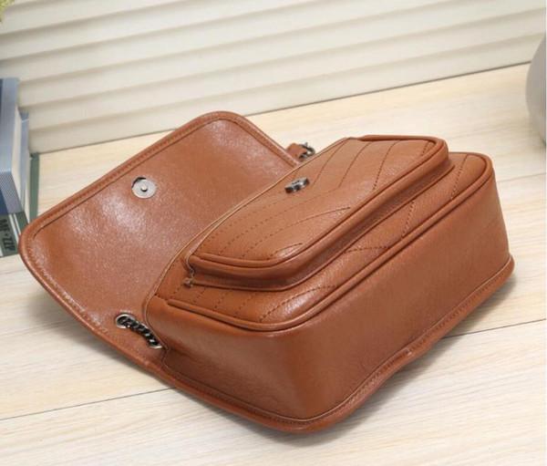 Europe and America brand women's handbag Fashion women messenger bag rivet single shoulder bag High quality female bag48
