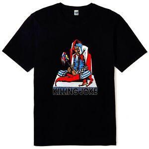 New Killing Joke RoRock Punk Metal Band Mens BlaRock T Shirt Sizes S M L XL 2XL