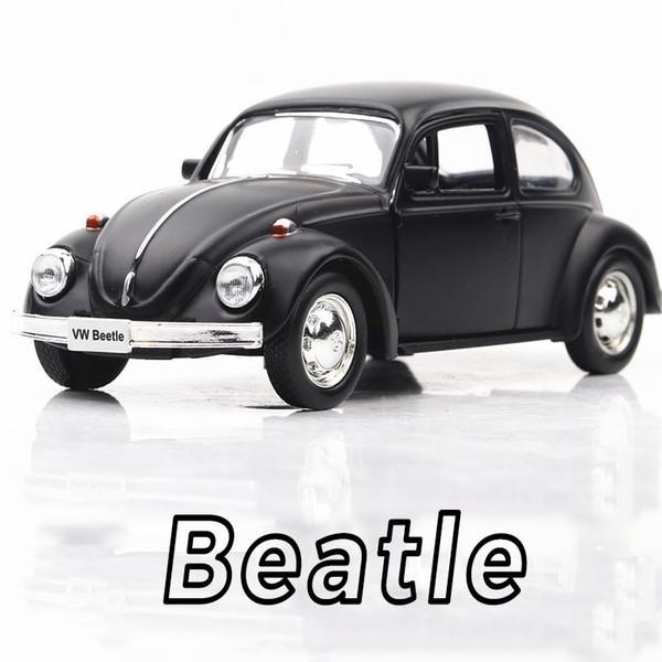 1:36 spielzeugauto alten beatle metall spielzeug legierung auto gießt druck fahrzeuge modell miniatur skala modell spielzeug für kinder