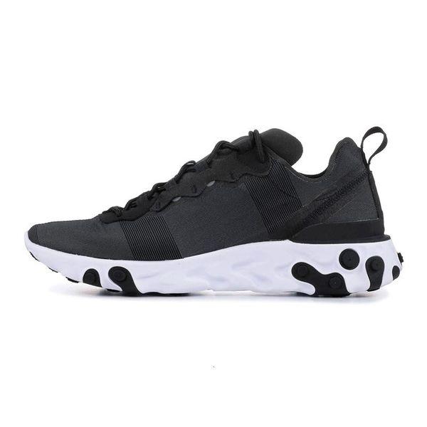 2019 épicos Reagir Elemento 87 Paisana Homens Mulheres Running Shoes Verde Black desenhador das sapatilhas dos homens Esportes presto Formadores Chausseures