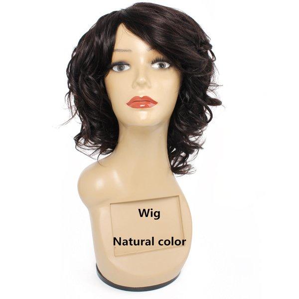 Natural color Wig