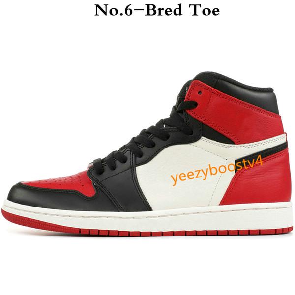No.6-Bred Toe