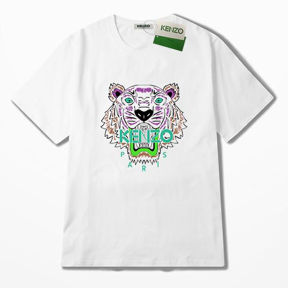 Nueva moda mujer hombre Casual de manga corta de verano de algodón unisex camiseta impresa ropa tee Boys girls Camisetas 19ssG41590