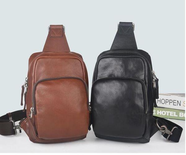 top popular new black plaid AV. SLING BAG D.GRAP. N41719 travel bag MENS cross body breast shoulder pouch Genuine leather chest bag 2019