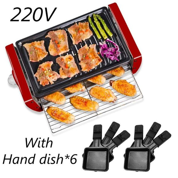 with 6 hand dishs