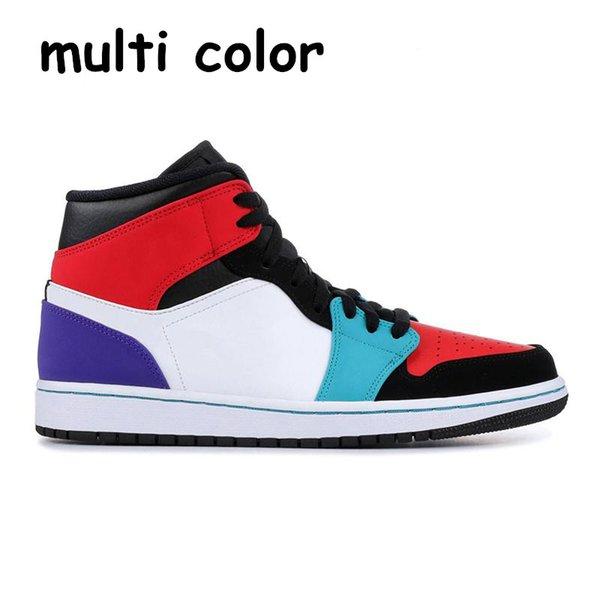 9 multi color