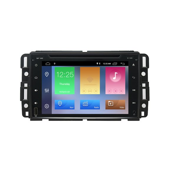 Android 9.0 DSP Car DVD Player para Chevrolet Tahoe Traverso BUICK Enclave GMC Yukon Tahoe Acadia Hummer Rádio Estéreo 2 Din