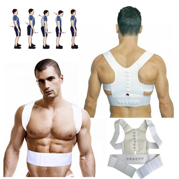 Magnetic Therapy Posture Corrector Brace Shoulder Back Support Belt for Men Women Braces & Supports Belt Shoulder Postur #347118