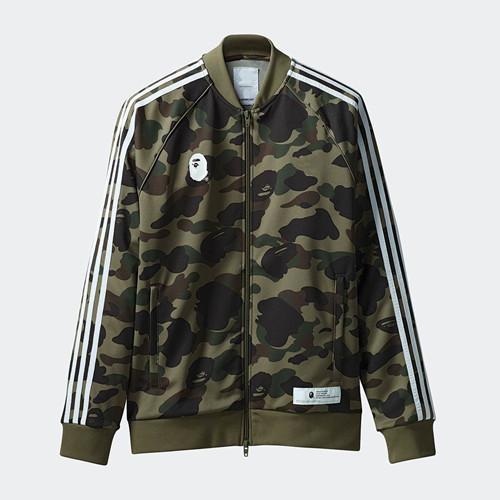Fashion Brand Mens Autumn and winter baseball jacket Camo Mens zipper Casual Mens Jacket Sweatshirt Hooodies Hip hop Coat