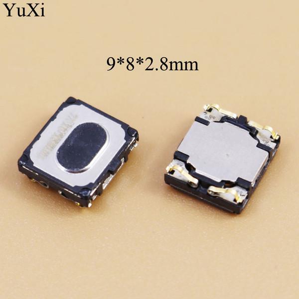 YuXi For Huawei Ascend P9 Earpiece Speaker Sound Earphone Ear Piece Receiver Replacement. 9*8*2.8mm/9x8x2.8