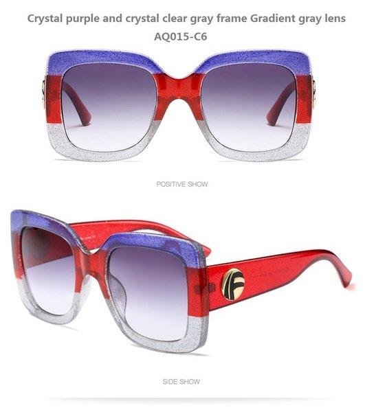 Couleur de lentilles: AQ015-C6