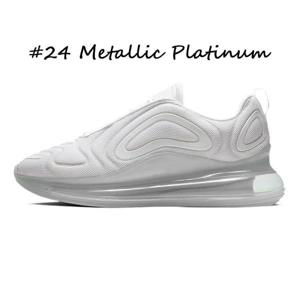 #24 Metallic Platinum
