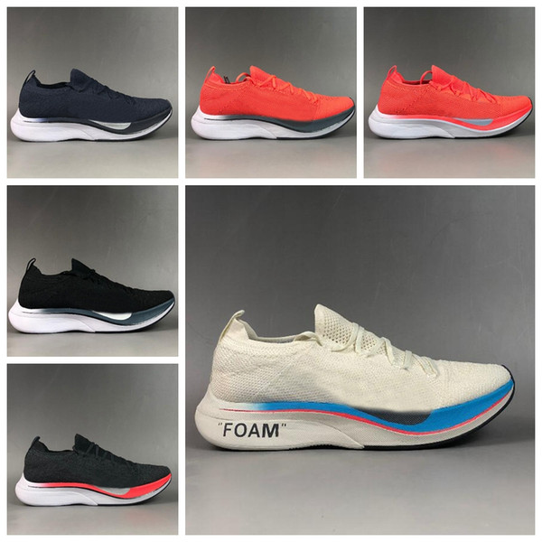 Designer Zoom Chaussures 4% Fly Mercurial Running Shoes Foam Women Mens Trainers Breathable Brand Sneakers Vaporfly Zoom Pegasus Sports