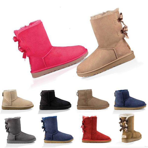 new designer boots Australia women girl classic winter snow