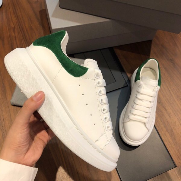 Causal Shoes,Oversize Sneaker.White Smooth Calfskin Leather Sneaker With Rounded Toe And Colors Spine Heel Counter.Large Flat Laces Silver Shoes
