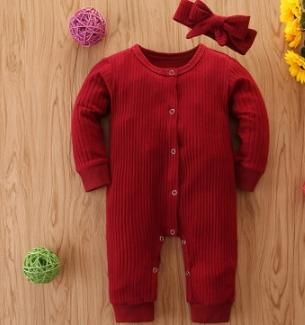 #2 infant girls jumpsuits