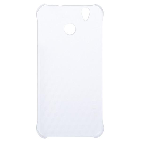 OCUBE Transparent PC Phone Back Case for Oukitel U7 Plus Ultra Thin Mobile Protector