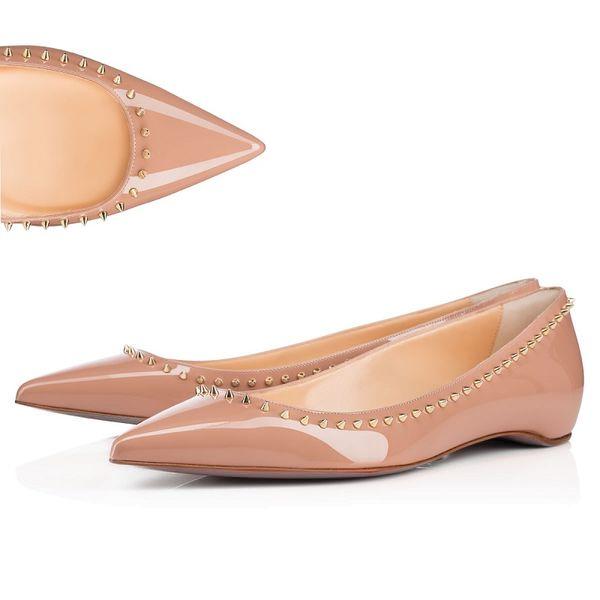 21 Düz ayakkabılar